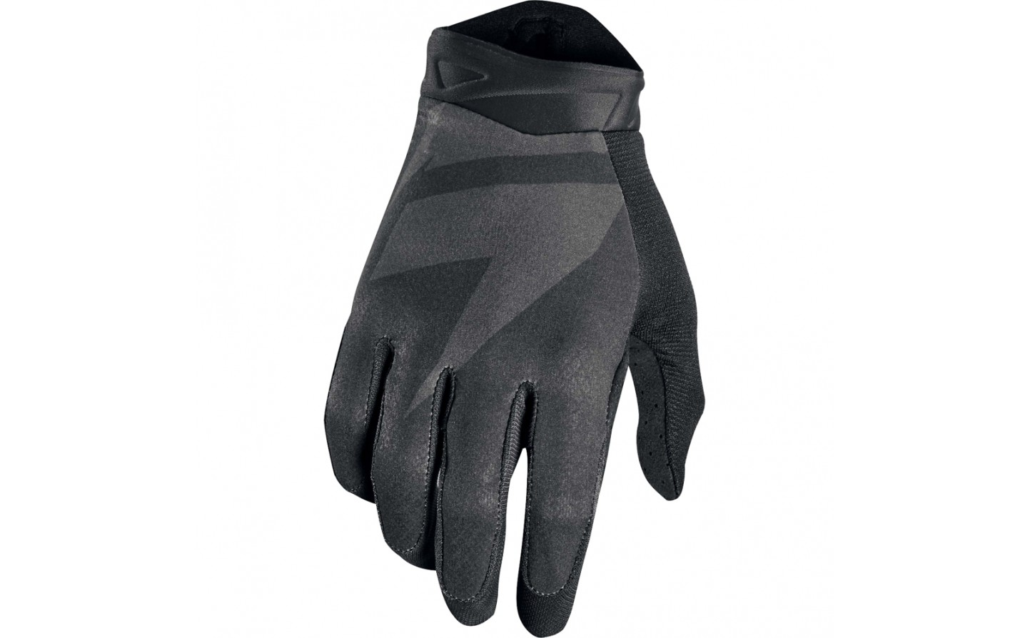 guante shift 3lack air glove negro talle m