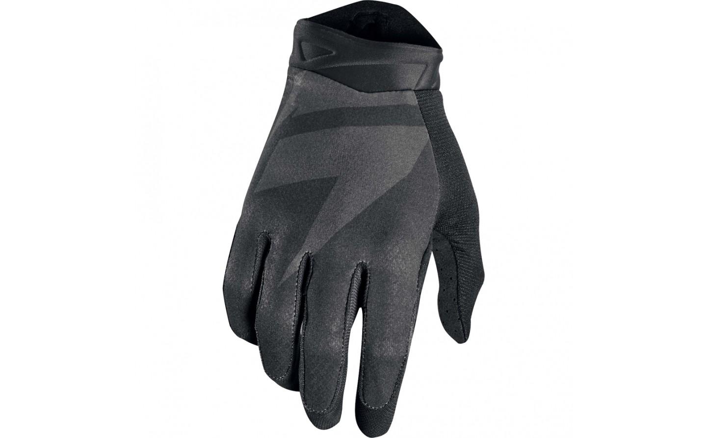 guante shift 3lack air glove negro talle s