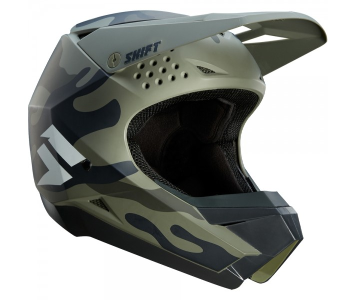 casco shift whit3 camo talle s (55-56cm)