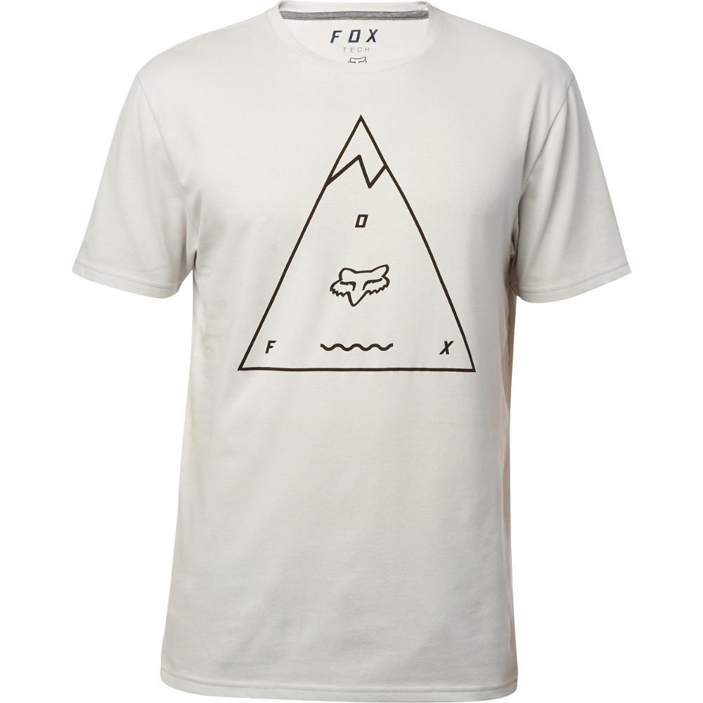 remera casual fox weathering ss airline tee talle l