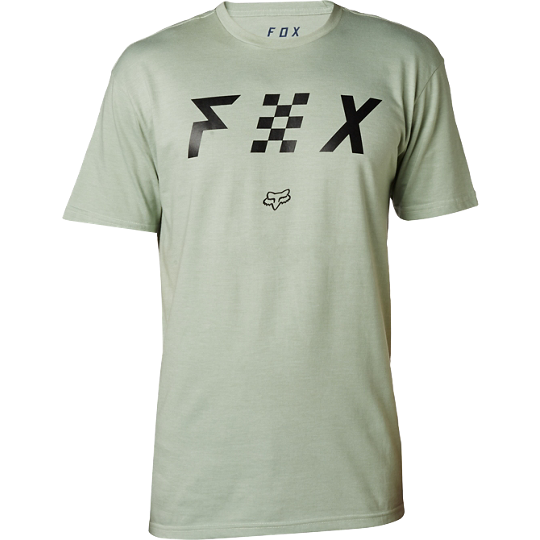 remera casual fox avowed ss tee talle l