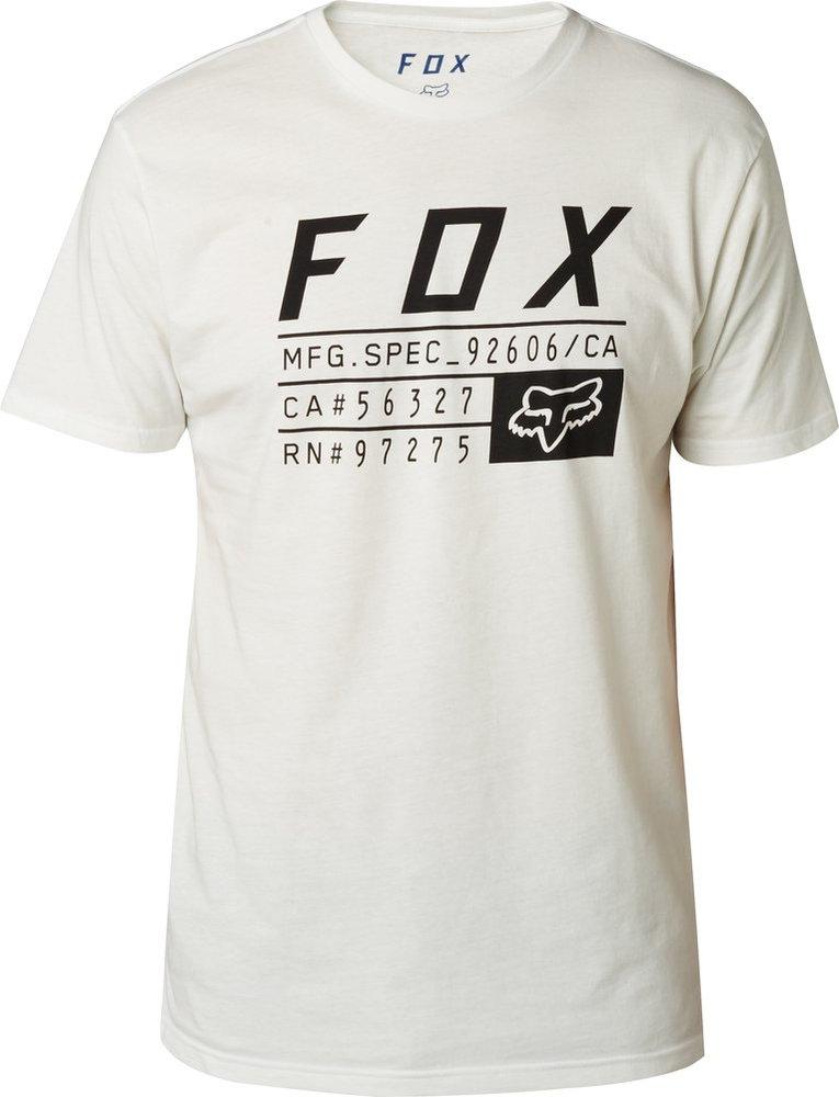 remera casual fox abyssmal ss premiun tee talle s
