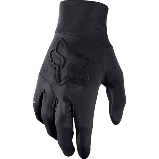 guante fox attack water glove negro talle xl