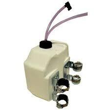 tanque nafta auxiliar delantero 5 litros acerbis