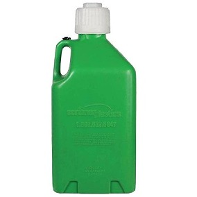 bidon scribner 5 galones verde
