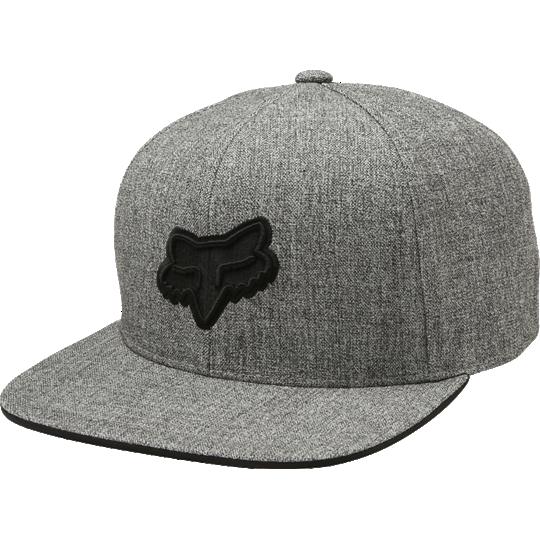 gorra fox legacy snapback hat