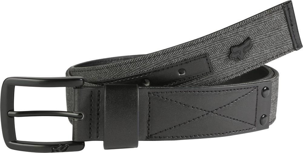 cinto fox bulletproof belt negro talle M