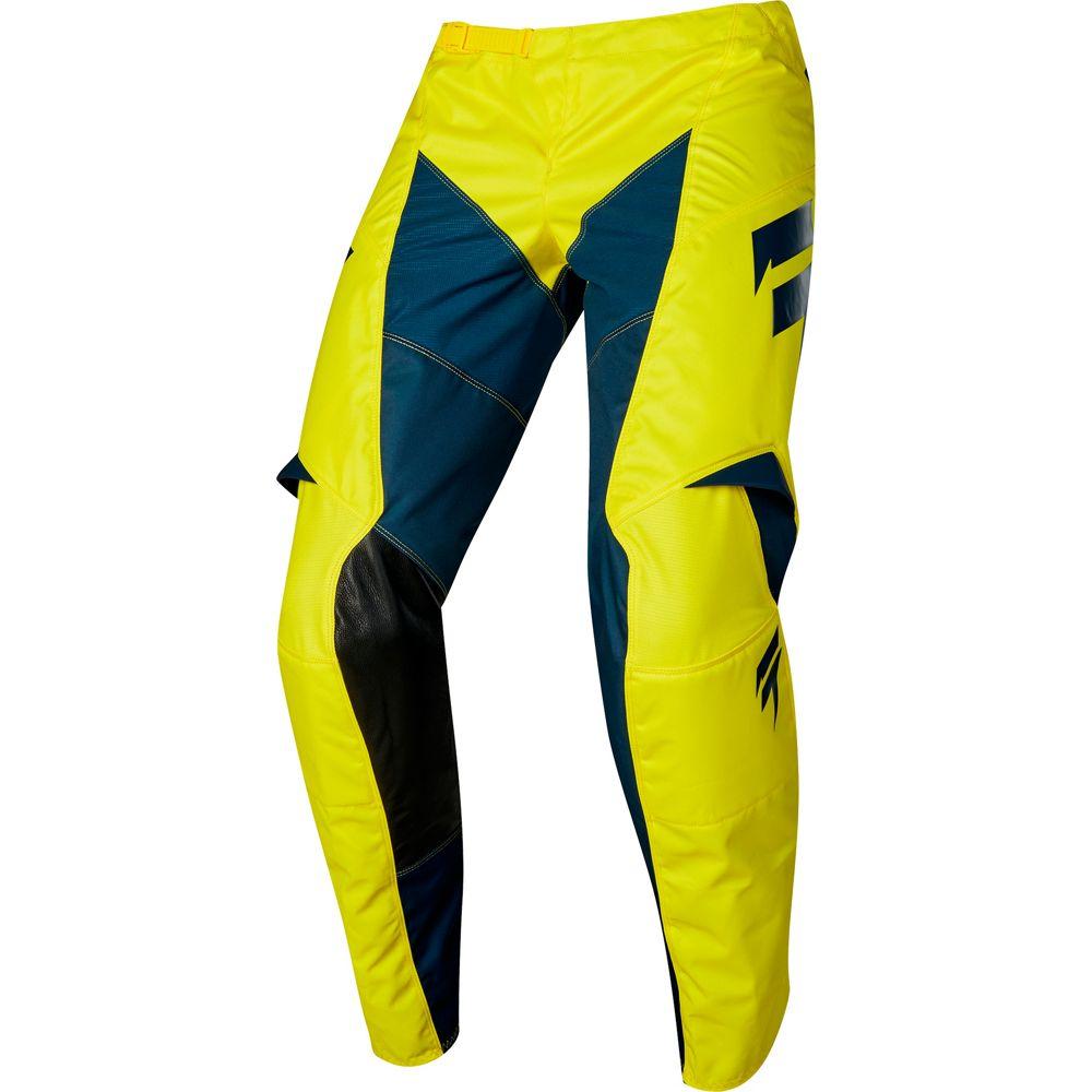 pantalon shift whit3 york amarillo talle 34