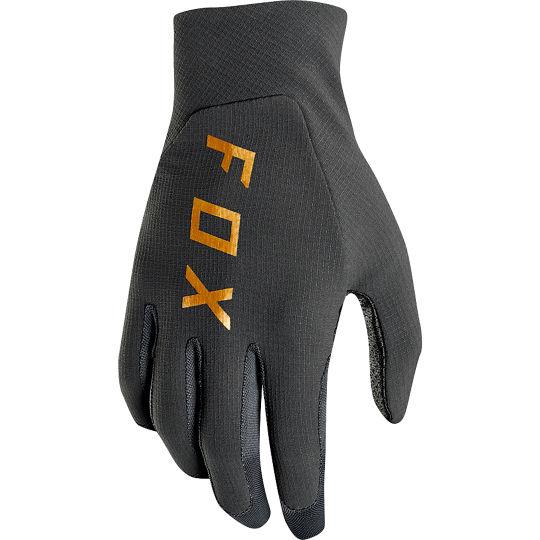 guante fox flexair negro talle L