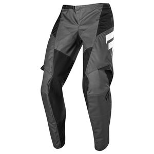 pantalon shift whit3 muse gris/negro talle 36