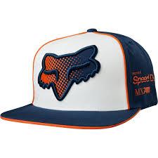 gorra fox murc toner snapback hat