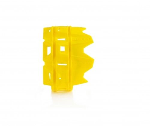 protector escape silicona acerbis amarillo universal