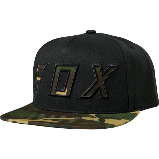 gorra fox posessed napback hat