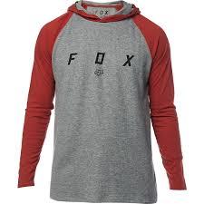buzo fino fox transcribe ls knit talle S