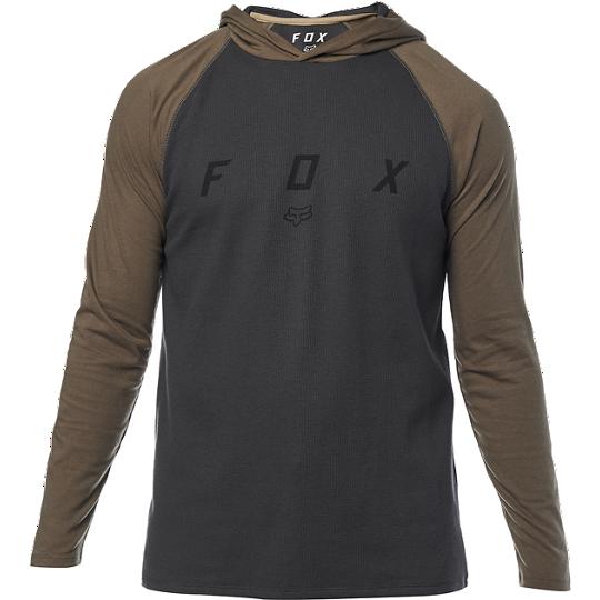 buzo fino fox transcribe ls knit talle XL