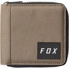 billetera fox machinist wallet