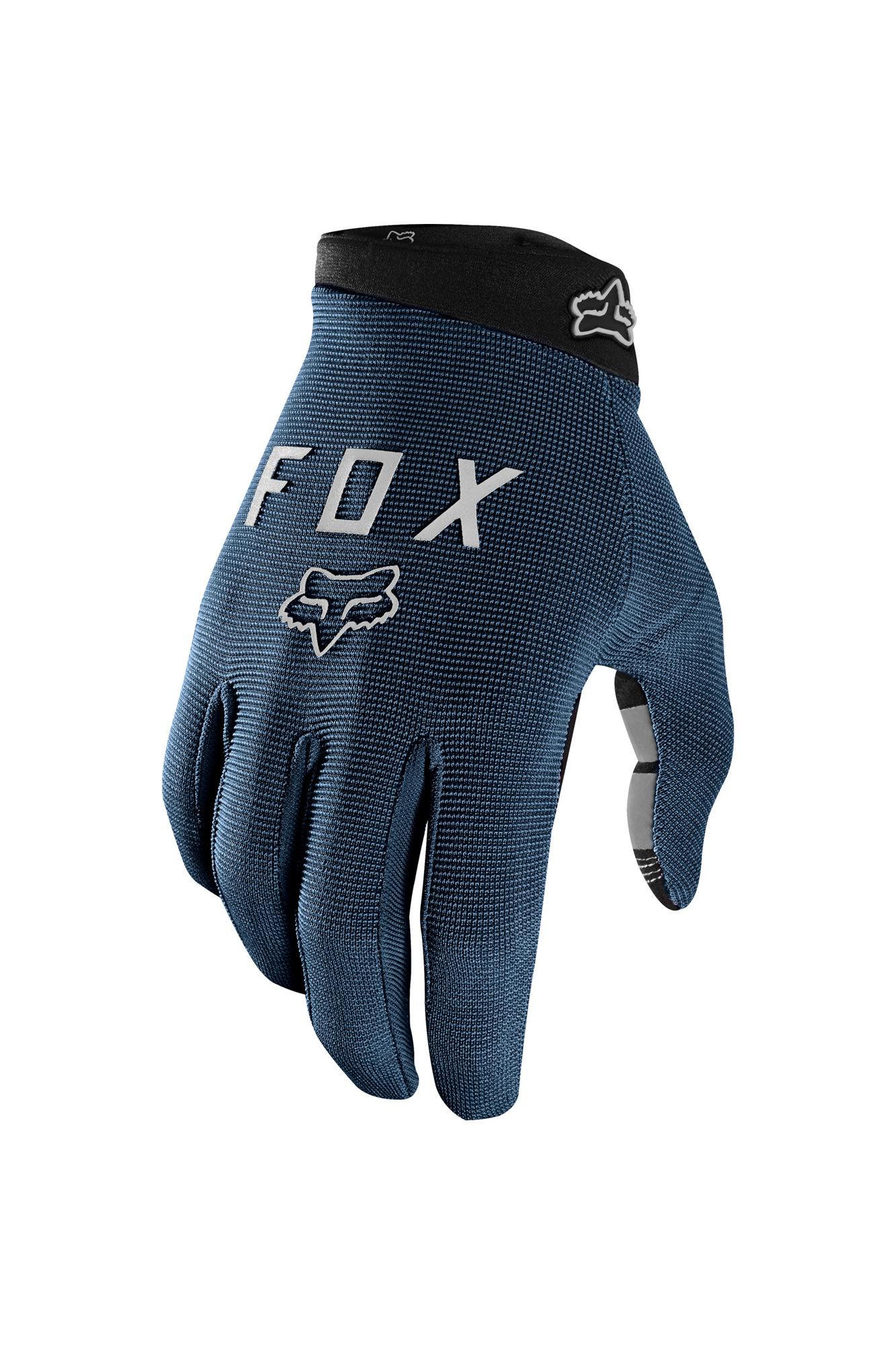 guante fox ranger azul talle xxl