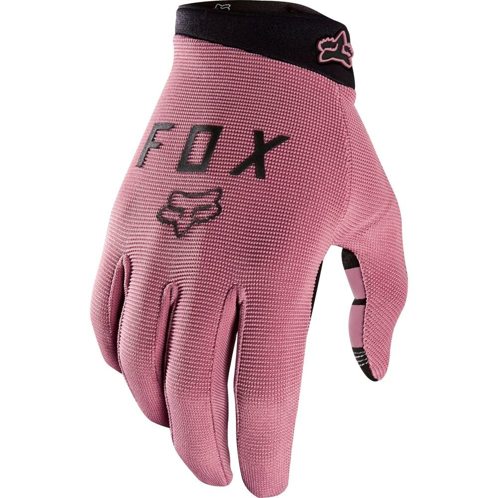 guante fox ranger mujer color rosa talle l