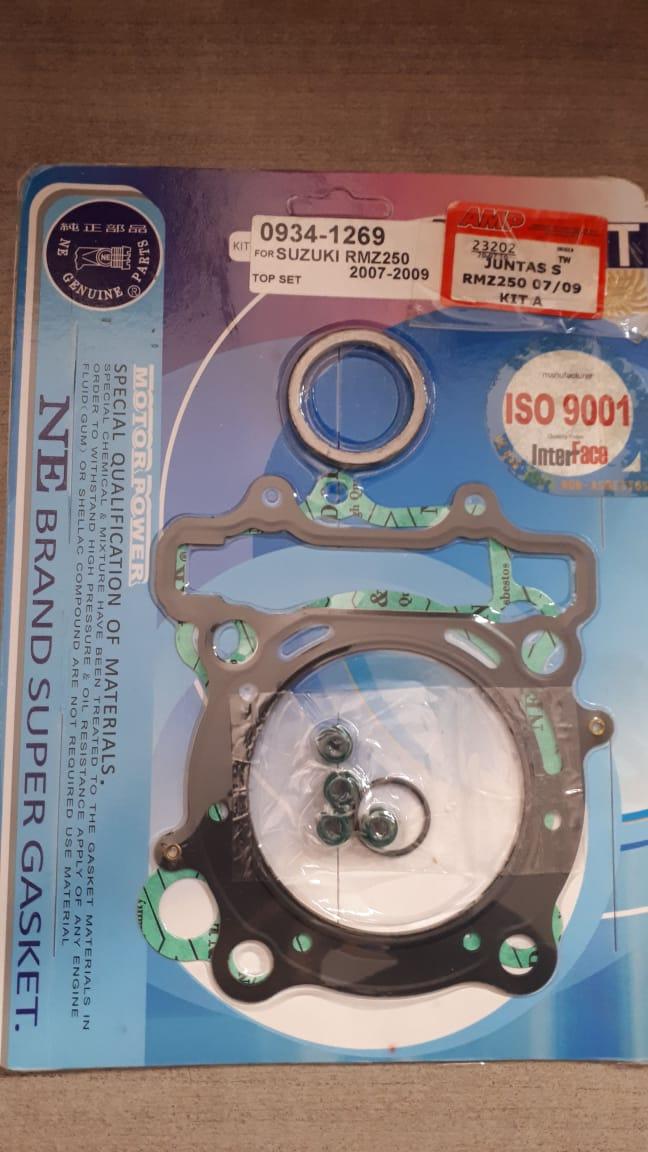 juntas suzuki rmz 250 07/09 kit a