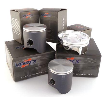 kit piston vertex kawasaki kxf 250 2008-2009 b