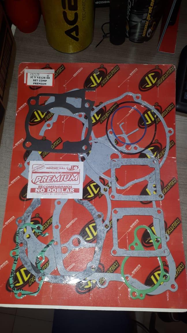 junta jc yamaha yz 125 00 set comp premium