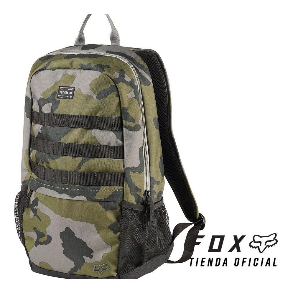 mochila fox 180 backpack camuflada