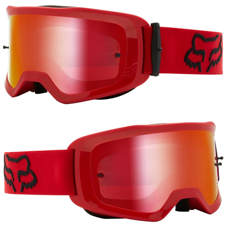 antiparra fox main stray goggle-spark bordeau