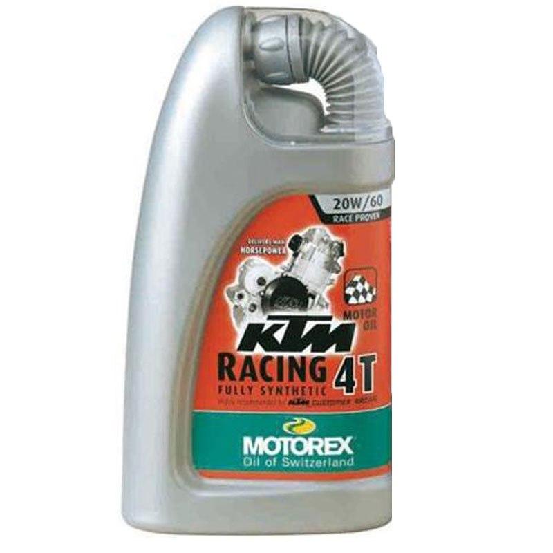 aceite motorex 4t KTM 1L 20w60
