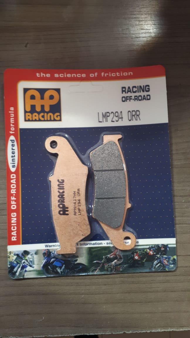 pastilla freno AP lmp 294 orr racing delantera