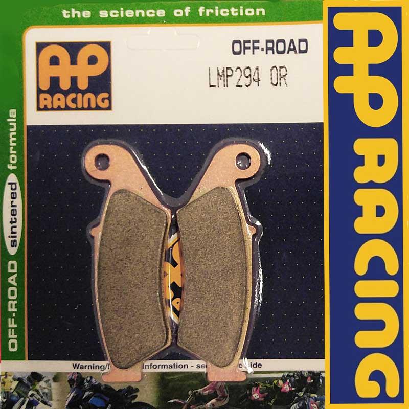 pastilla freno AP lmp 294 or racing delantera