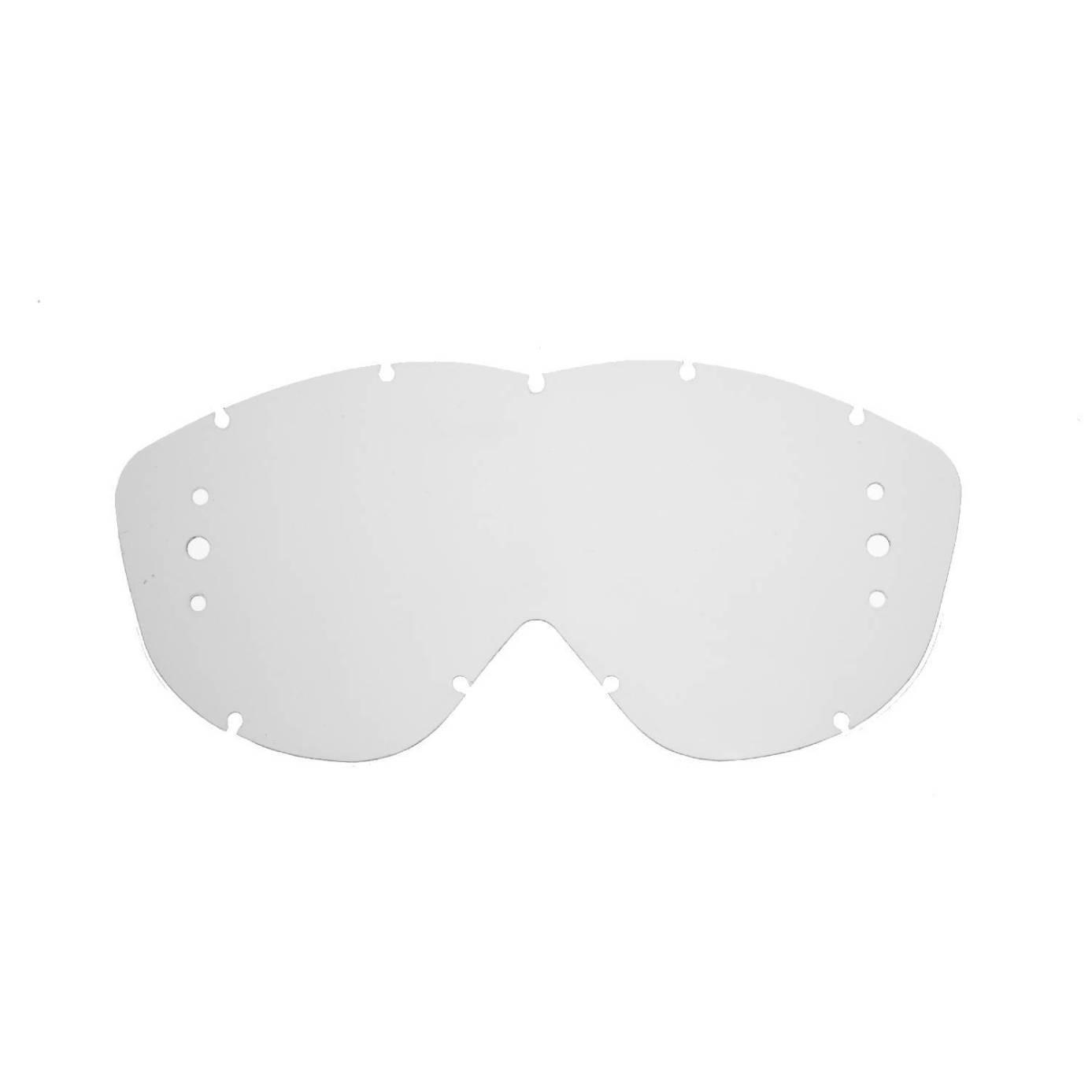 vidrio antiparra italiano clear spy alloy - targa