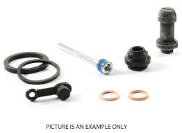 reparacion caliper prox trasero kit honda crf 450r 02/16 varias