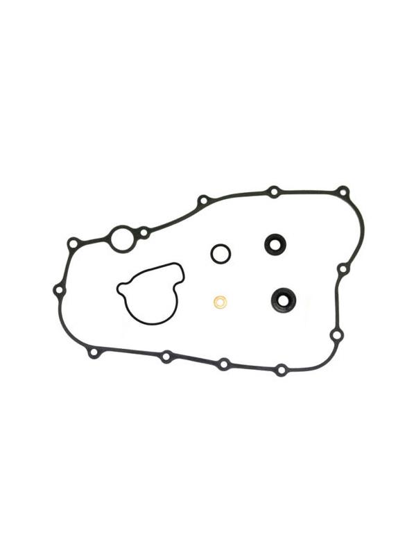 rep bomba agua junta + retenes + o ring suzuki rmz 450