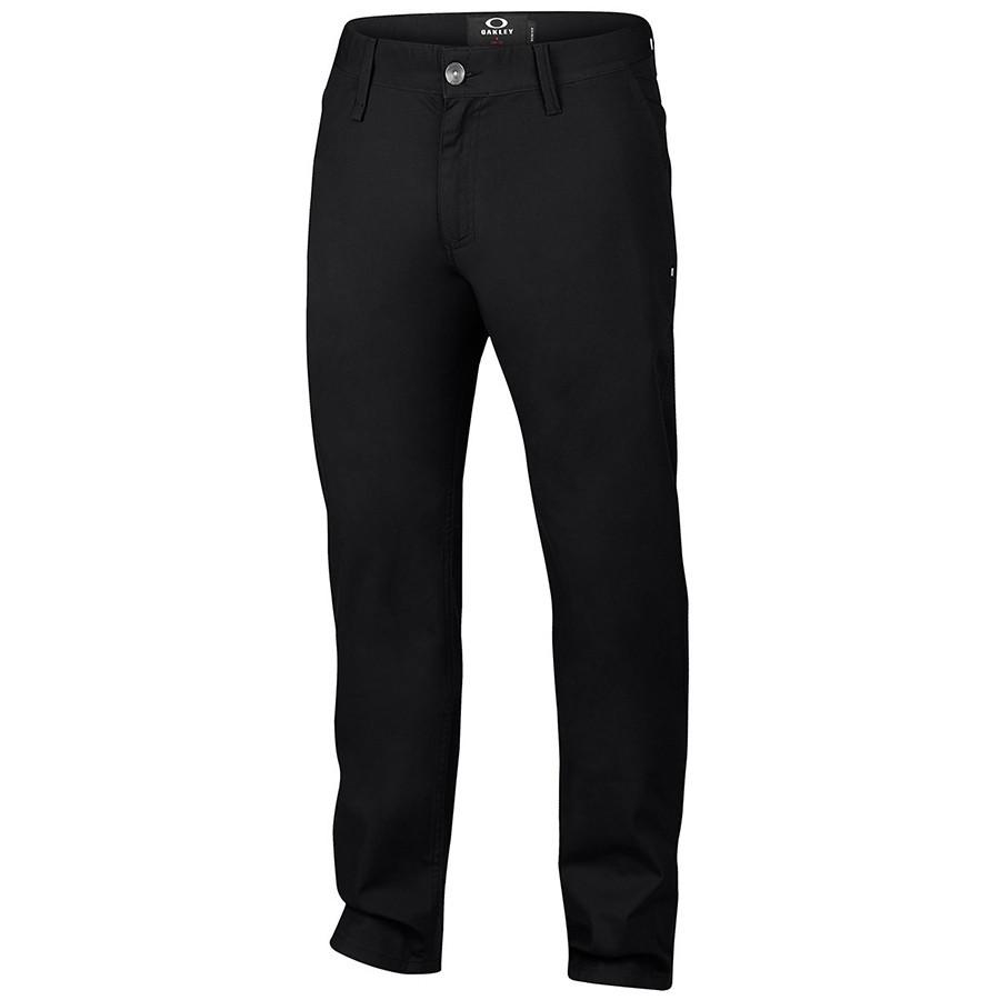 oakley pantalon jet black talle 38