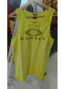 oakley remera casual tank citrus talle xl
