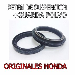 reten suspension honda crf 450 11/12 + guardapolvo orig
