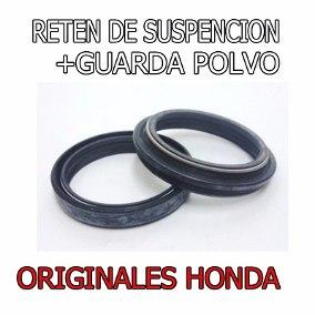 reten suspension honda crf 250 04/8 450 04/08 + guard ori