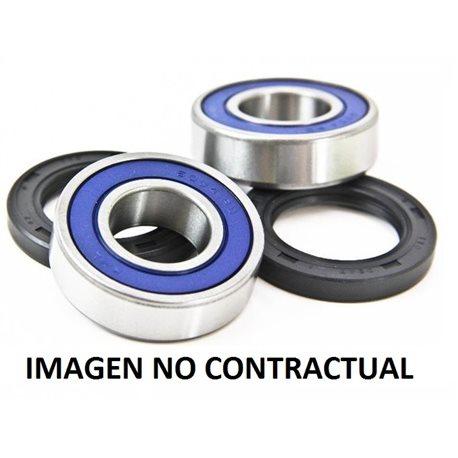 ruleman / reten prox set rueda trasera honda cr125/250 90/99 cr500