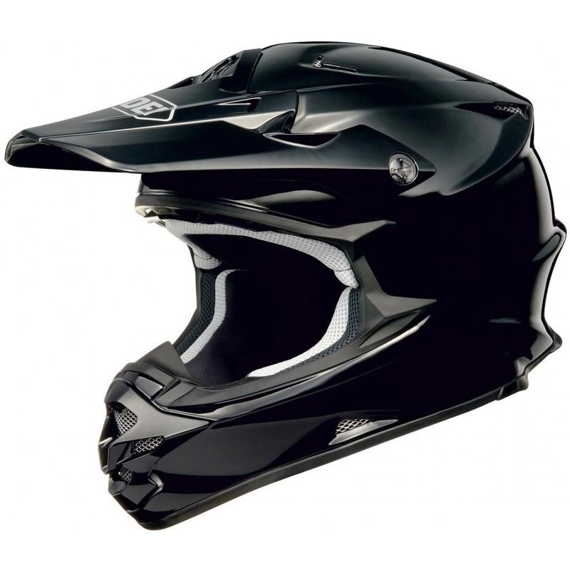casco shoei vfx-w negro talle L (59-60cm)