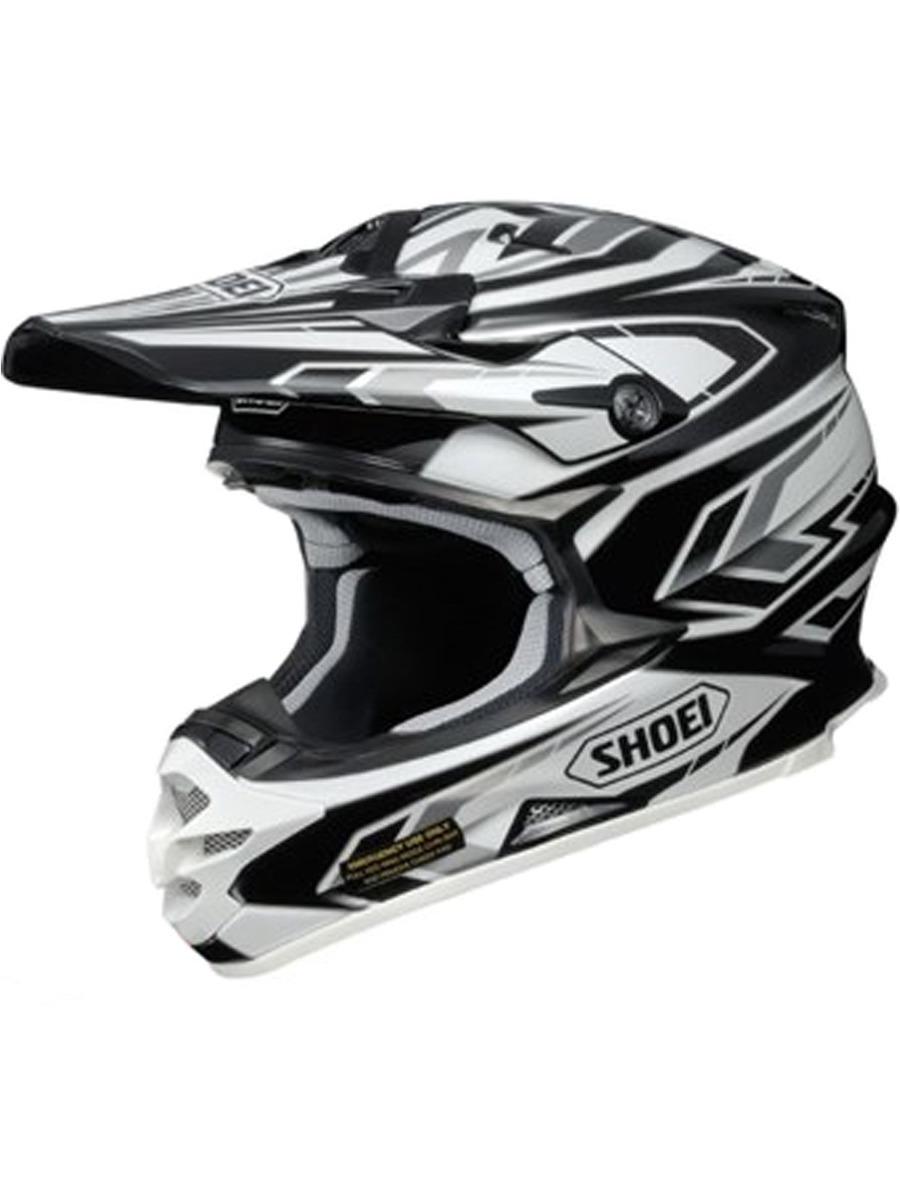 casco shoei vfx-w block-pass tc-5 neg/gri XL (61-62cm)