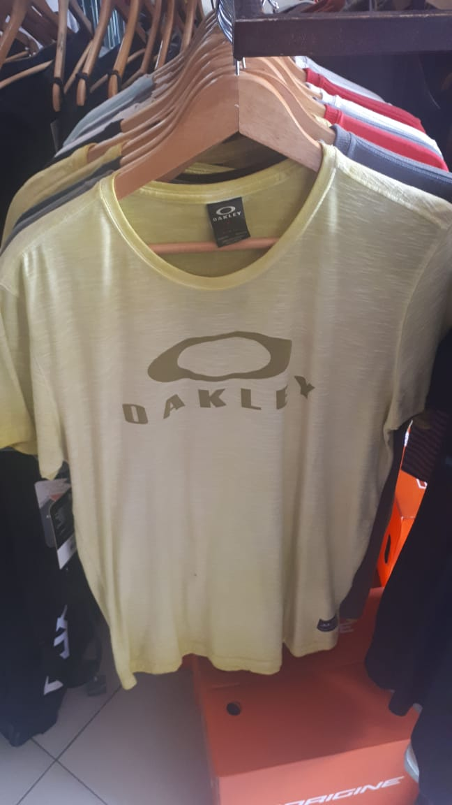oakley remera casual tee citrus talle xl