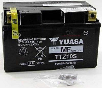 bateria yuasa TTZ10S (reemplazo YTZ10s)