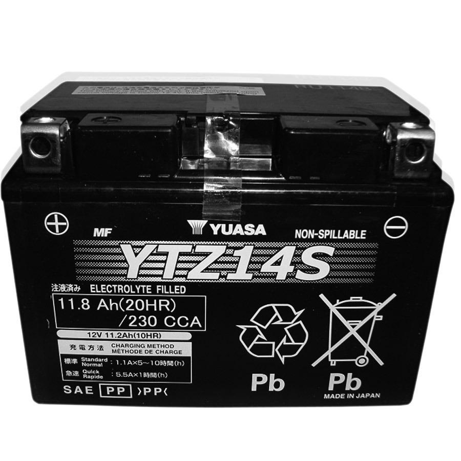 bateria yuasa YTZ14s ktm990