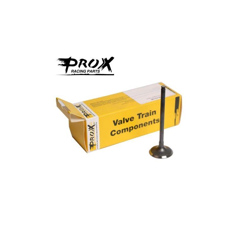 valvula escape prox acero honda xr400 96/04+trx/ex/x 400 99