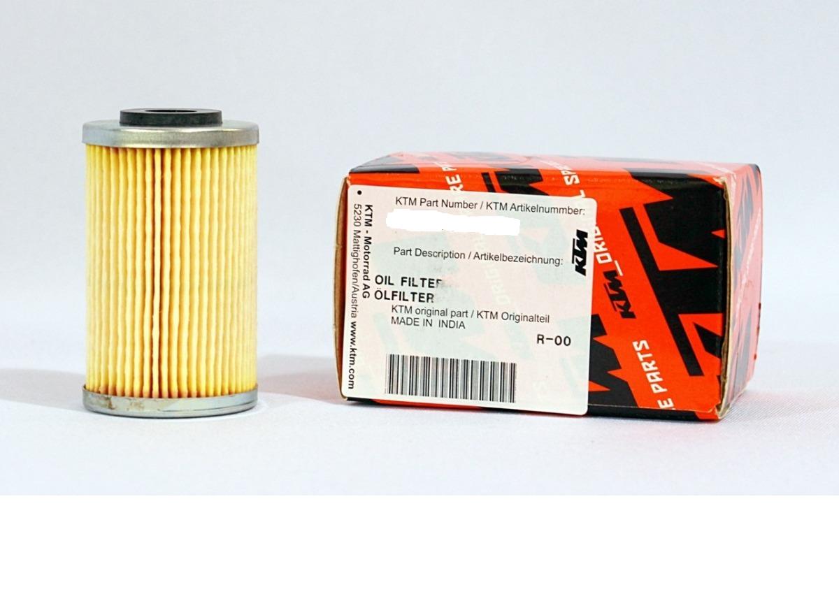 ktm filtro aceite ktm 400 sxc 520 exc original