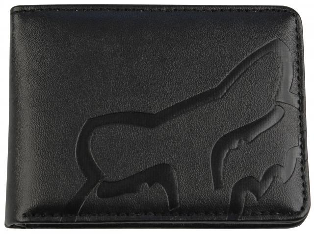 billetera fox core wallet negra
