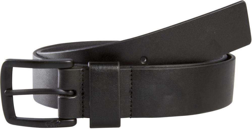 cinto fox core belt negro talle m