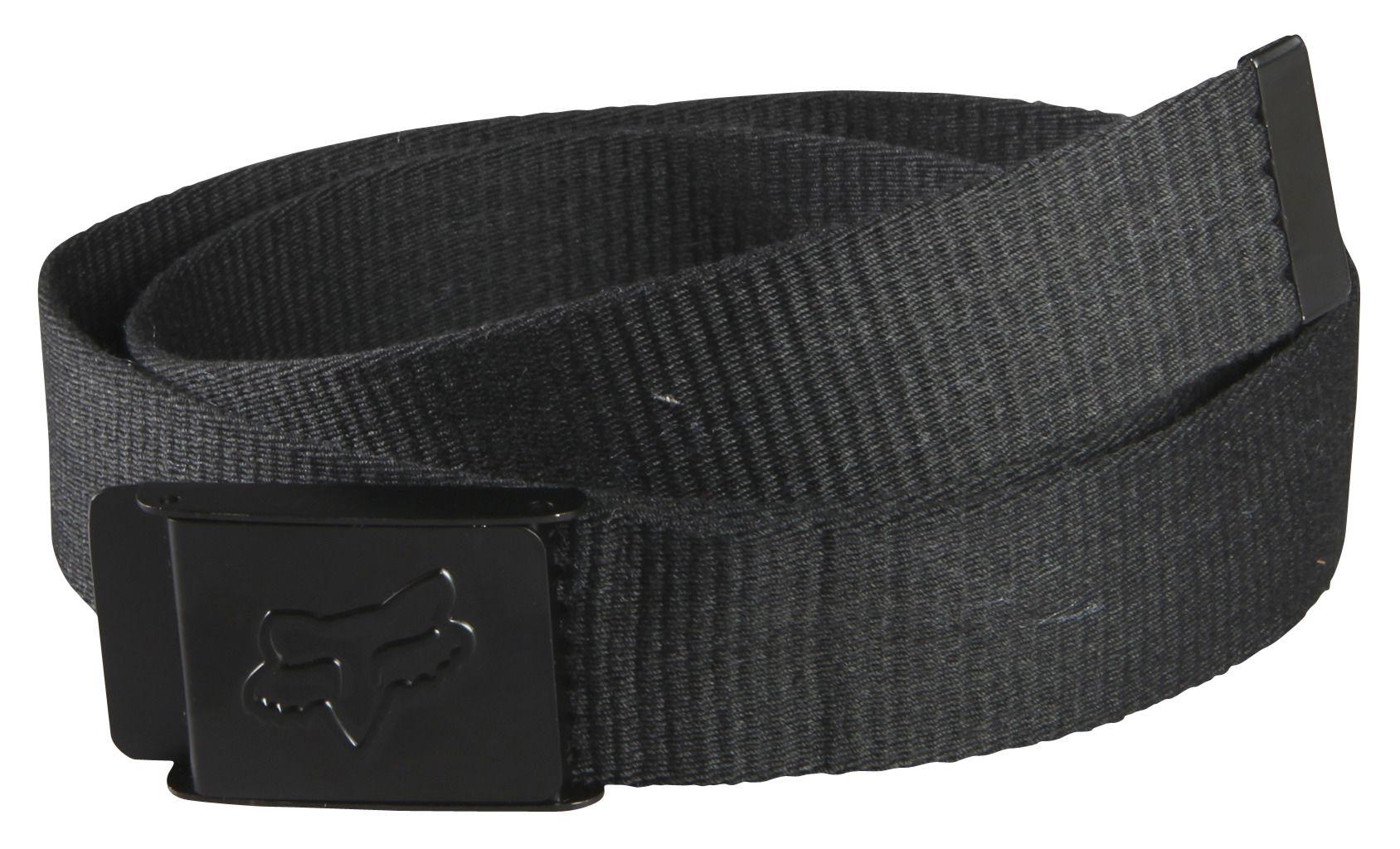 cinto fox mr. clean web belt negro