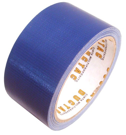 cinta tape 48mmx10m azul