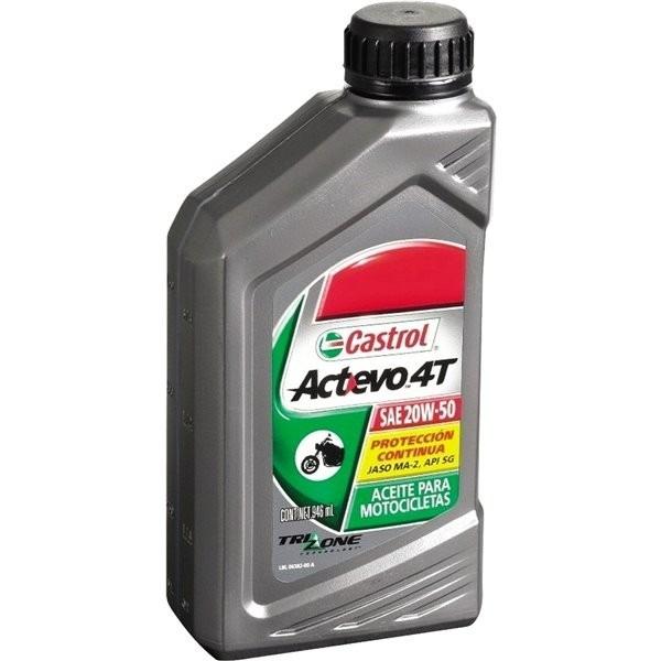 aceite castrol gp